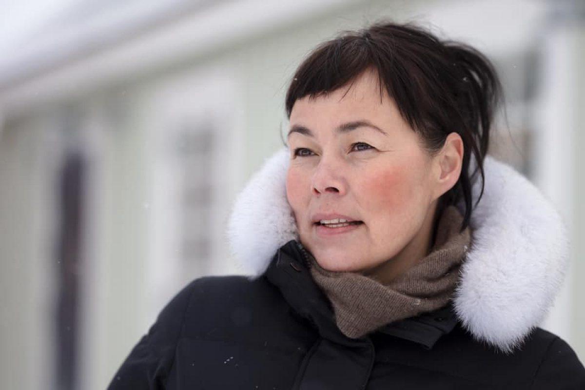 Vivian Motzfeldt: Naalakkersuinikkut suliat nutaat pingaarnersiorneqarnissaat pingaaruteqarpoq